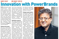 Innovation with PowerBrands - Mid Day